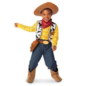 New Woody Costume Accessory Set for Kids Toy Story